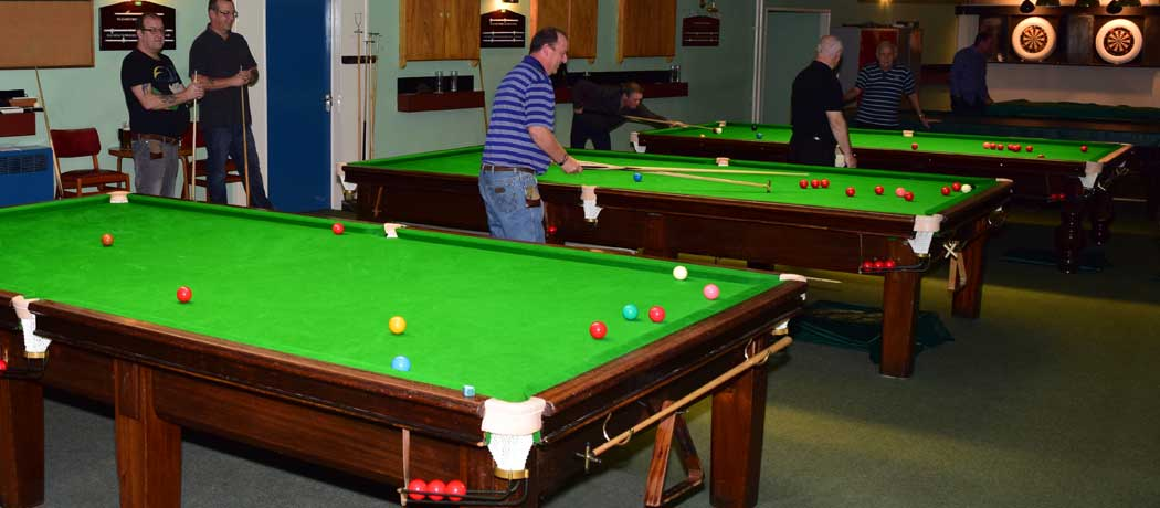 Sports Room - Pool, Darts & Snooker
